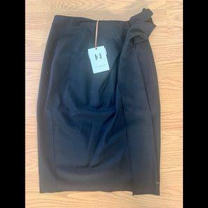 Carolina Herrera Black Skirt